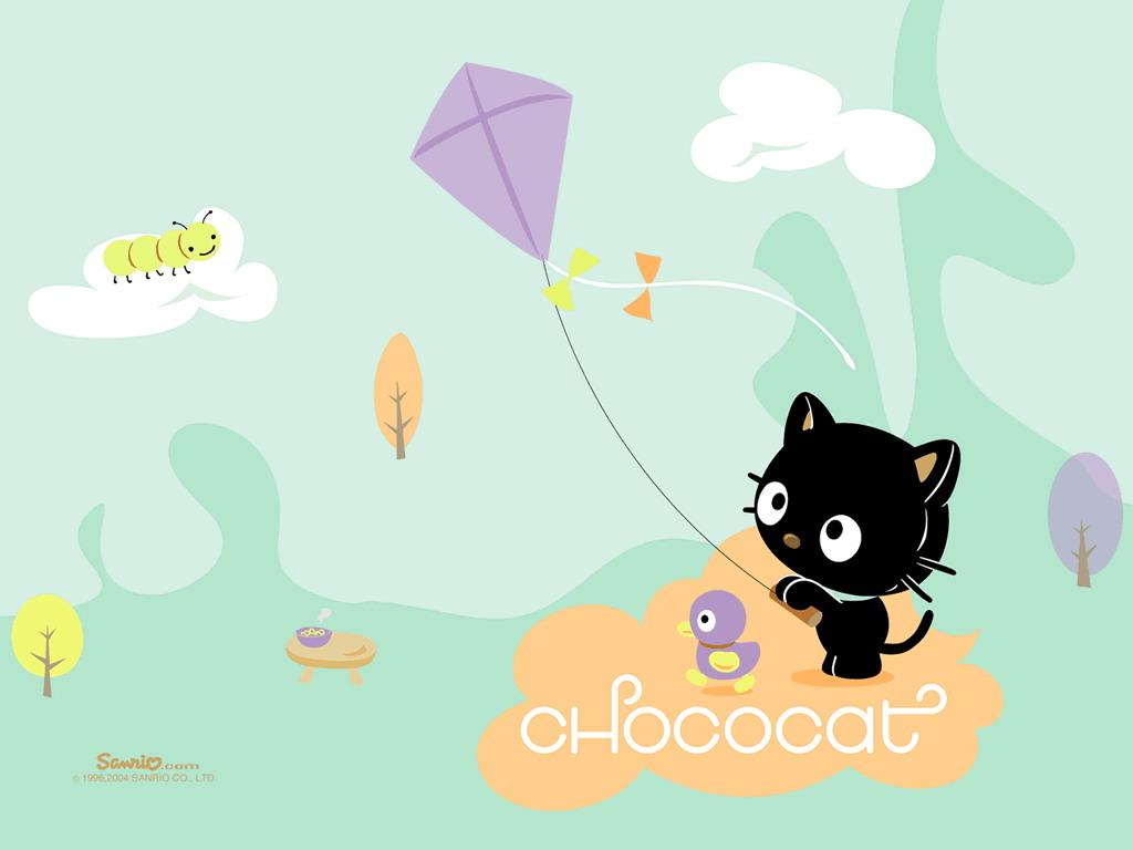 Hello Kitty Chococat